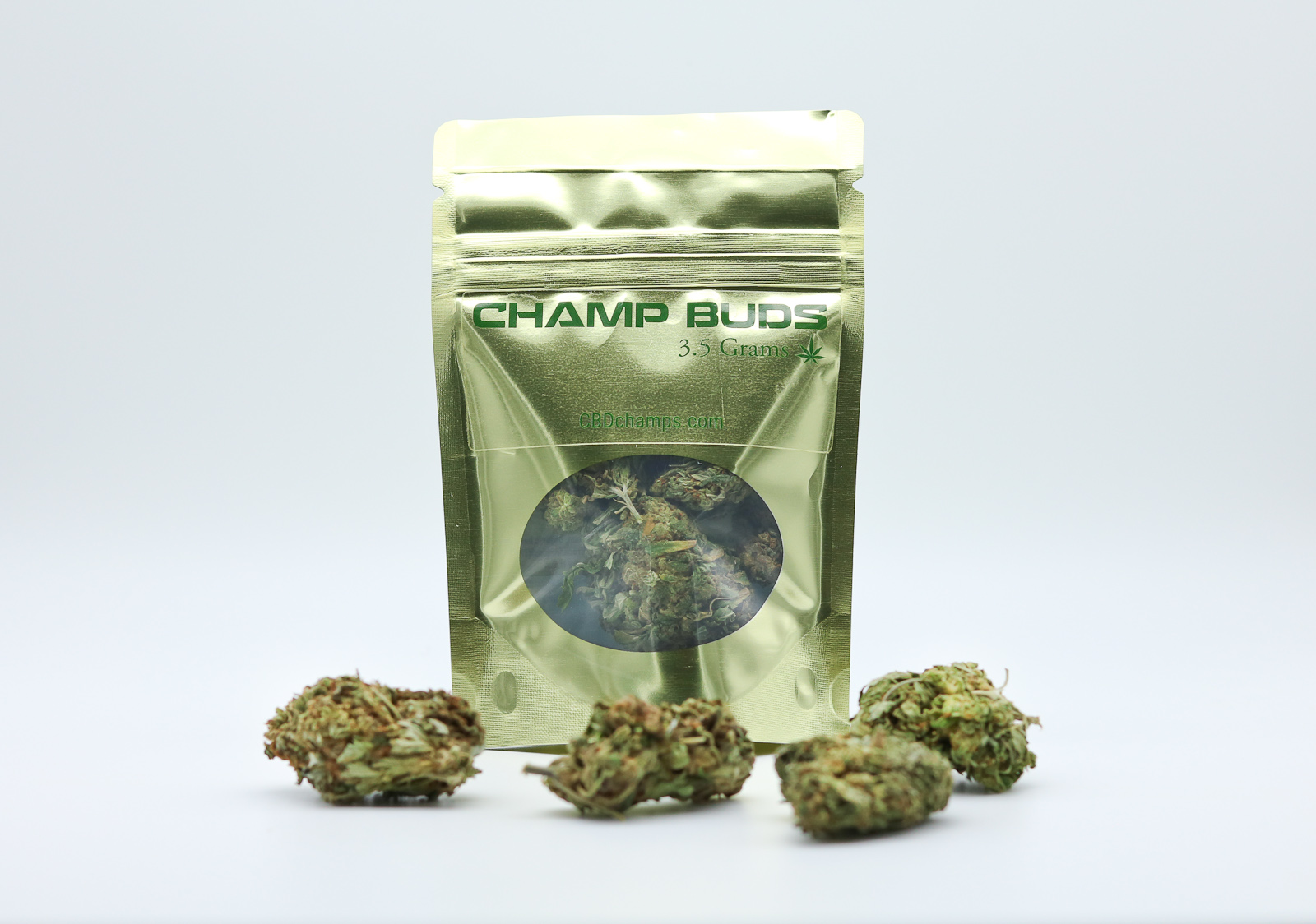Champ Buds Hemp Flower