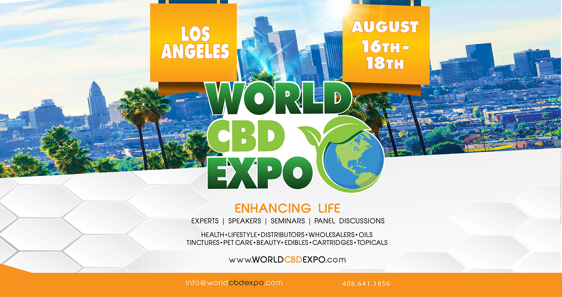 World CBD EXPO in Los Angeles, CA